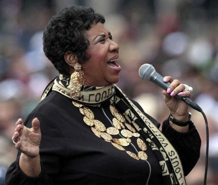 Aretha Sings!