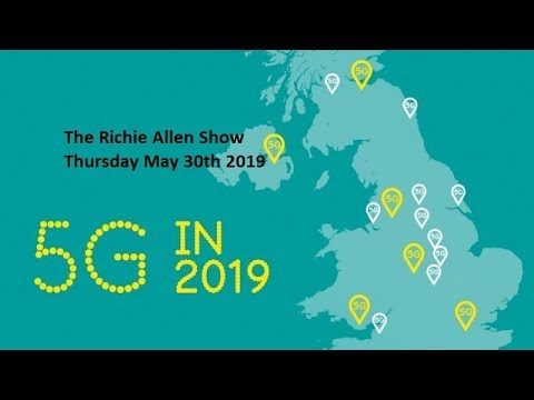 The Richie Allen Show - Thursday May 30th 2019