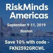 RiskMinds Americas 2019
