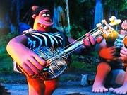 Early Man Turtle bone Guitar