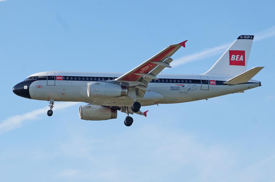 G-EUPJ A319-131