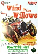 FREE: The Wind in the Willows, Downhills Park