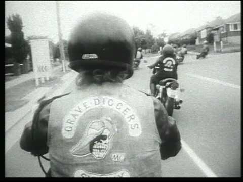 Bikies 1974.