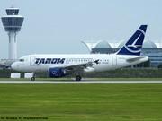 YR-ASC TAROM Airbus A318-111 EDDM