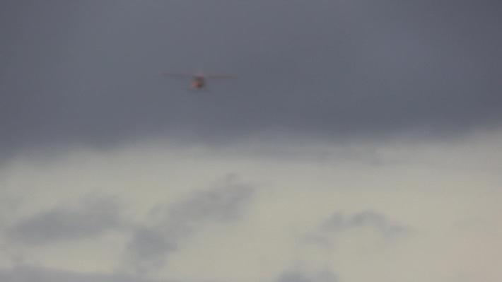 First landing