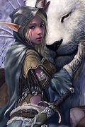 Elven and the Lion