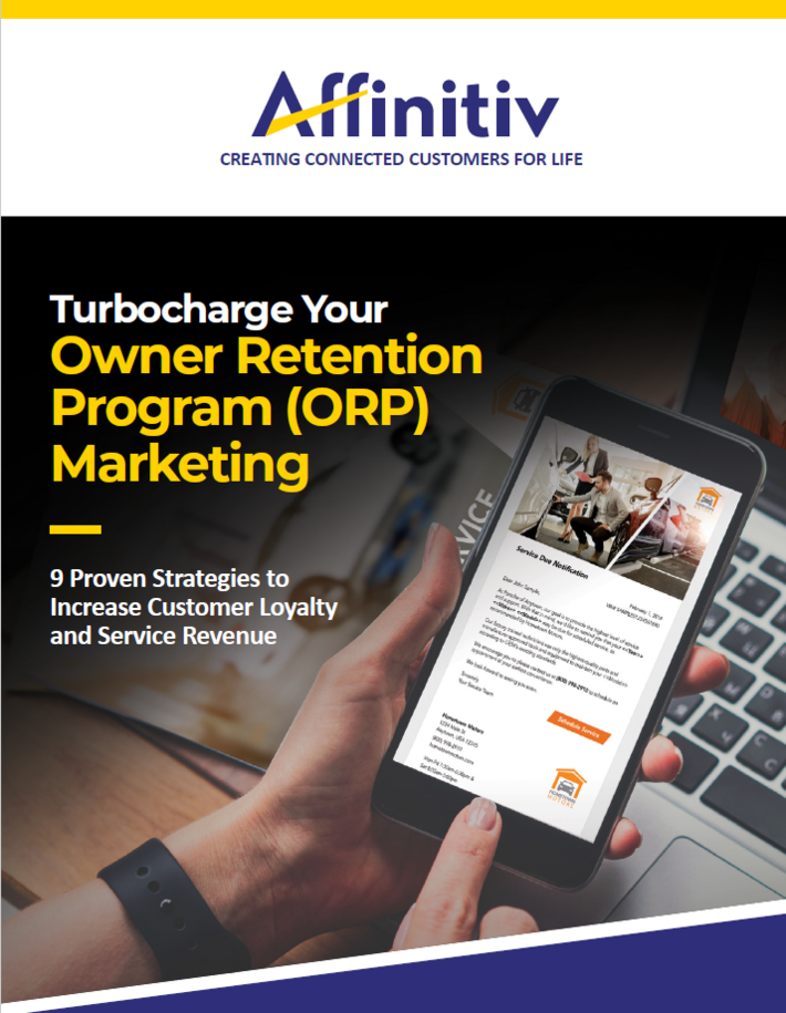 Affinitiv Releases Free Ebook For Auto Dealers Turbocharge