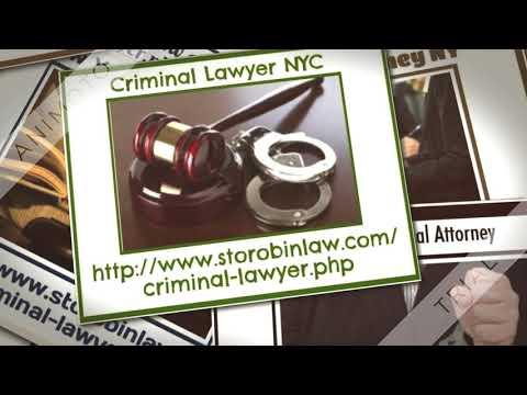Criminal Attorney NY