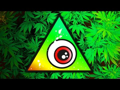 """Third Eye Raps"" - Smoke Weed Trippy Beat 