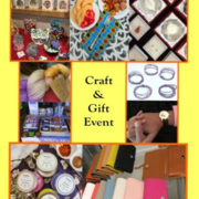 Summer Craft and Gift Event - Saturday June 15th - 12.30pm - 4.30pm