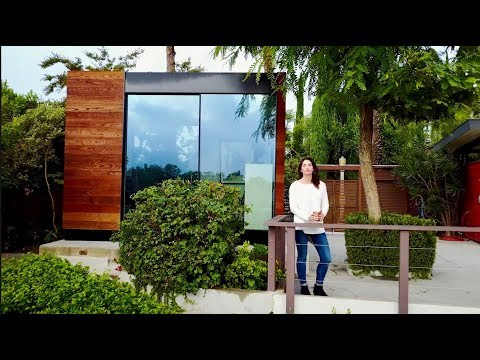 LA startup offers custom small prefabs adapted to area code