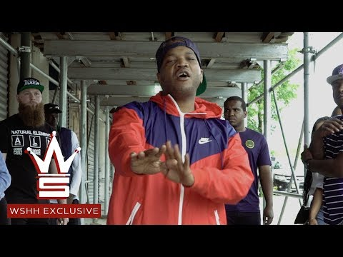 "Styles P Feat. Whispers & Sheek Louch ""Push the Line"" (Official Music Video)"