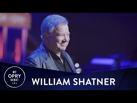 William Shatner | My Opry Debut | Opry