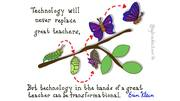 Tecnologia aplicada a educação