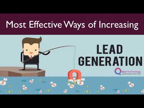 Most Effective Strategies for Increasing Lead Generation