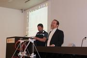VRobotix First Italian Workshop 2012