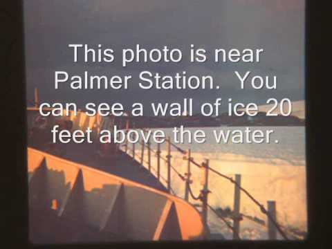 USCGC Glacier 40 year ago cruise.wmv