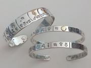 carta astral personalizada en pulsera