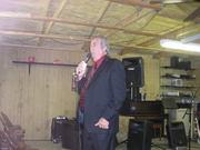 Paul Maharrey at Cowboy Church
