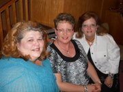 NDM & friends - sharing a 'girl moment' @ Victoria Labor Day Concert