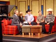 Tommy on the Charlie Chase Show