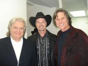 Tommy, Ricky Skaggs and Billy Dean