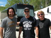 Tommy with Jake Owens & Phillip (Little Big Town)