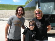 Tommy II with Jake Owens and Phillip (Little Big Town)