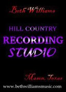 Hill Country Recording Studio Banner