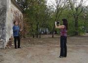 Beth & Jan Harbuck Video Shoot