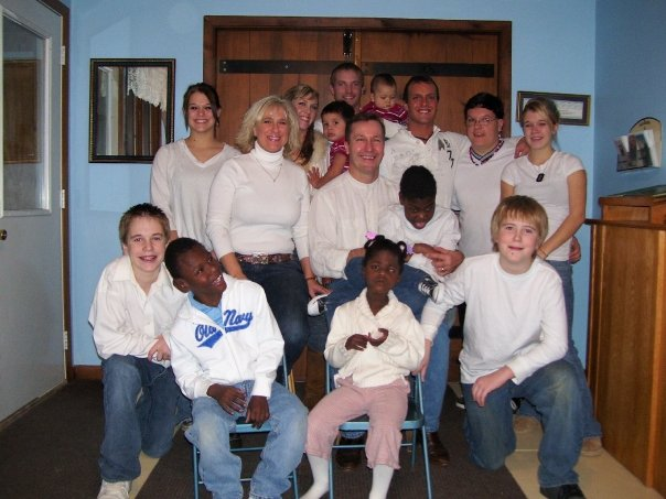 Dudley Family 2009