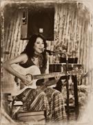 Singing at Sandstone in Mason, TX