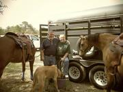 Bohemia, N.Y. Horse Event. May 2012