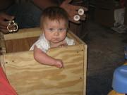 the toy box grandpa made