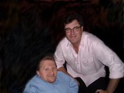 Jamie with Vince Gill