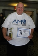 Dr. Larry wins with AMU Radio