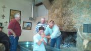Baptism David Nelson