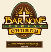Bar None Cowboy Church Logo