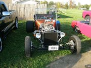 Car Show at Annual Roundup