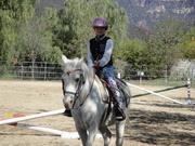 Ashley - Horse Camp 2014