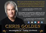 Chris Golden, ad