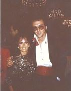 Shirley and Rudy Gatlin at CMA Gaylord, Nashville