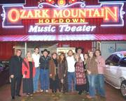 Shirley at Ozark Mtn Music Theater