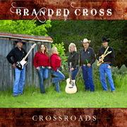 """Branded Cross """"Crossroads"""""""