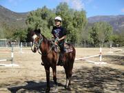 Lexie - Horse Camp 2014