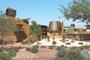 Desert Living Center Final Rendering