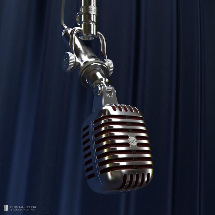 vintage+microphone