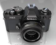 Nikon FM2-3