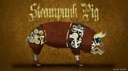 Steampunk Pig