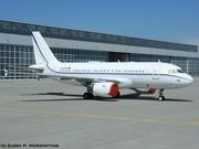 D-APGS K5-Aviation Airbus A319-115(CJ) EDDM